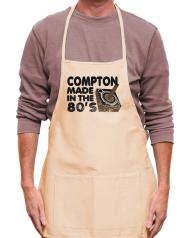 Compton Made In The 80's Schürze