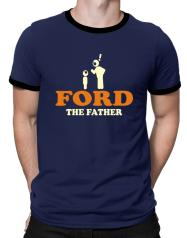 Ford The Father Ringer T-Shirt
