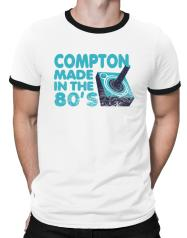 Compton Made In The 80's Ringer T-Shirt