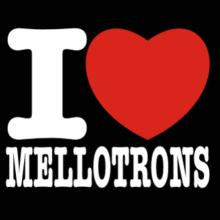 I Love Mellotrons T-Shirt