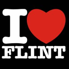 I Love Flint T-Shirt