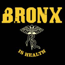 Bronx Is Health T-Shirt