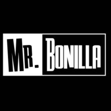 Mr. Bonilla Langarm T-Shirt