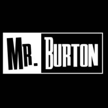 Mr. Burton Langarm T-Shirt