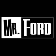 Mr. Ford Langarm T-Shirt