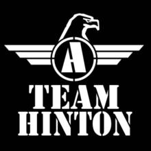 Team Hinton - Falcon Initial Langarm T-Shirt