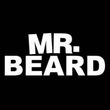 Mr. Beard Langarm T-Shirt