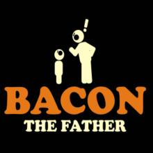 Bacon The Father Langarm T-Shirt