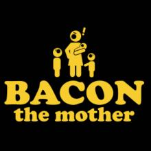 Bacon The Mother Langarm T-Shirt