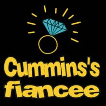 Cummins's Fiancee T-Shirt