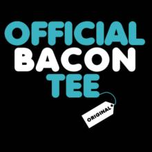 Official Bacon Tee - Original Langarm T-Shirt