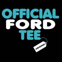 Official Ford Tee - Original Langarm T-Shirt