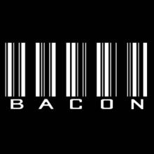 Bacon - Barcode Langarm T-Shirt