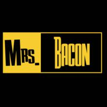 Mrs. Bacon Langarm T-Shirt