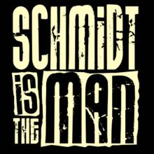Schmidt Is The Man Langarm T-Shirt
