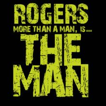 Rogers More Than A Man - The Man