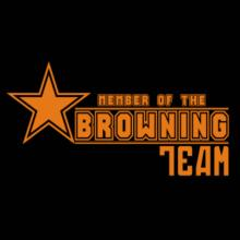 Member Of The Browning Team