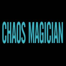 Chaos Magician - Simple T-Shirt