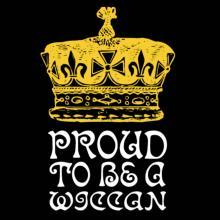 Proud To Be A Wiccan T-Shirt