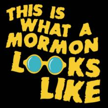 This Is What A Mormon Looks Like T-Shirt