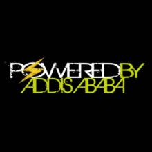 Powered By Addis Ababa T-Shirt