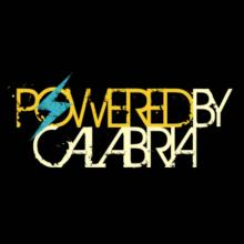 Powered By Calabria T-Shirt