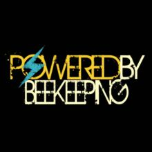 Powered By Beekeeping T-Shirt