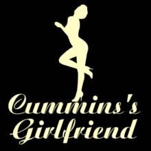 Cummins's Girlfriend T-Shirt