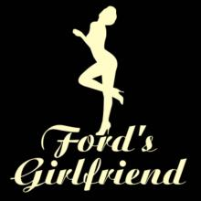 Ford's Girlfriend Langarm T-Shirt