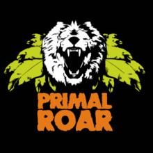 Primal Roar - Lion T-Shirt