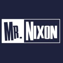 Mr. Nixon Frauen Raglan T-Shirt