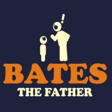 Bates The Father T-Shirt