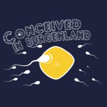 Conceived In Burgenland T-Shirt