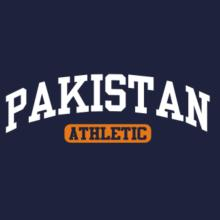 Pakistan Athletics Raglan T-Shirt