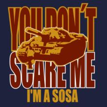 Dont Scare Me T-Shirt