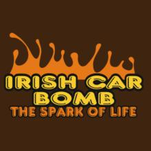 Irish Car Bomb The Spark Of Life T-Shirt