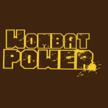Wombat Power Langarm T-Shirt