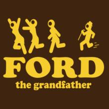 Ford The Grandfather Langarm T-Shirt