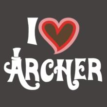 I Love Archer T-Shirt