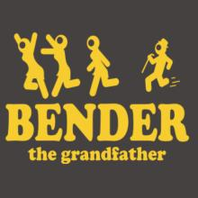 Bender The Grandfather T-Shirt