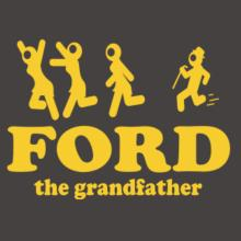 Ford The Grandfather T-Shirt