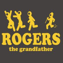 Rogers The Grandfather T-Shirt