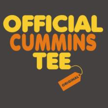 Official Cummins Tee - Original T-Shirt