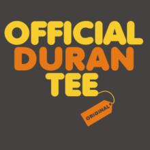 Official Duran Tee - Original T-Shirt
