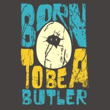 Born To Be A Butler T-Shirt