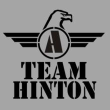 Team Hinton - Falcon Initial Tank Top