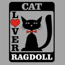 Cat Lover - Ragdoll T-Shirt