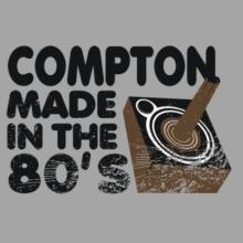 Compton Made In The 80's Frauen Hoodies