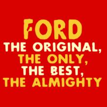 Ford The Original