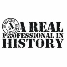 A Real Professional In History Raglan T-Shirt